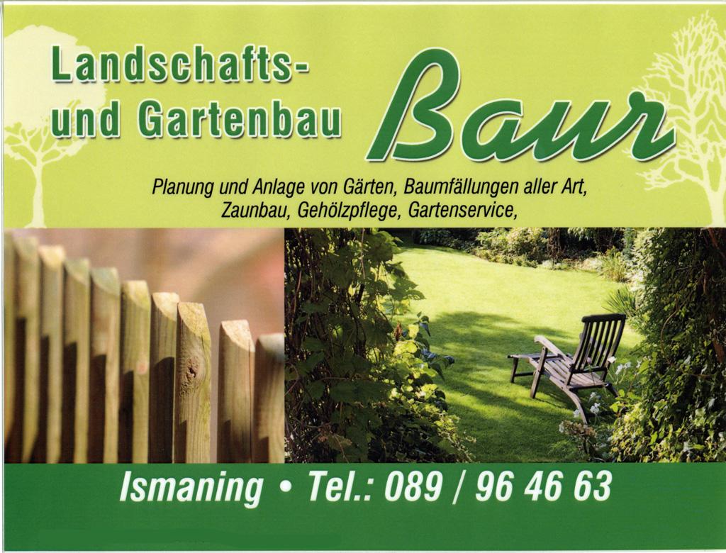 Baur Garten Und Landschaftsbau Ismaning
